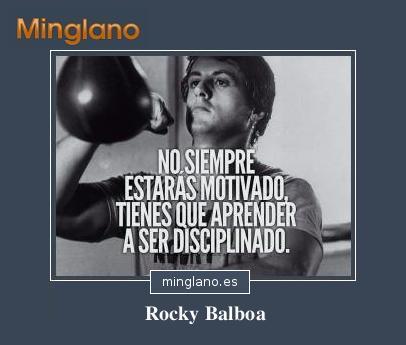 FRASES de ROCKY BALBOA en ESPAÑOL