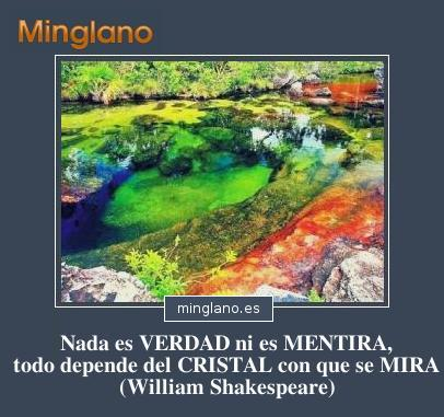 FRASES de WILLIAM SHAKESPEARE sobre la MENTIRA