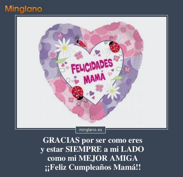 Imagenes de feliz cumpleanos mama para facebook