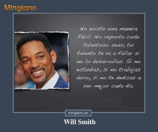 Frases celebres de will smith